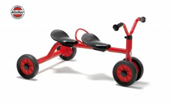 MINI PushBike for two