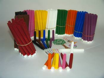 Felt pen SUPER pack 180 + 20 for kindergartens
