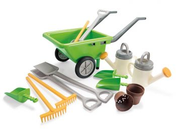 Green Garden Set of 18 parts