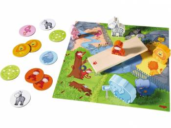 Motorics game Animal Carousel