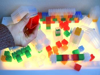 kids-blocks-soft building blocks-soft and trancparencyon the lighttable
