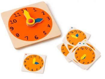 What time is it Mini with order cards