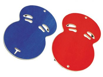 rolling board rolletti red and blue