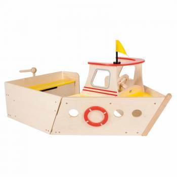 Play boat - Large play boot pic 1