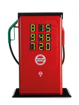 Winther petrol pump