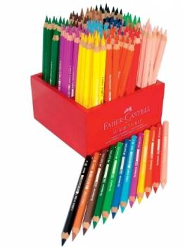 Faber Castell Kids Colors Jumbo