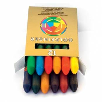 Goldfinger wax crayons