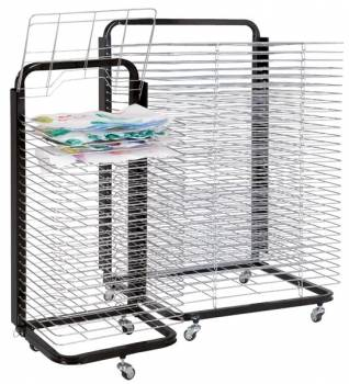 Small and big drying cart