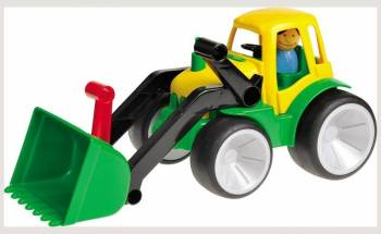 Tractor with Shovell-KM400610_Picture-1-Product