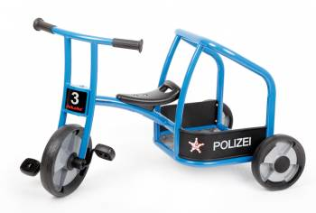 Pic1-Trycicle Police aktiv