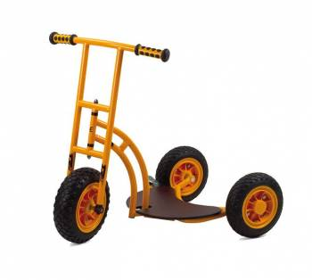 tricycle scooter bengy with brake