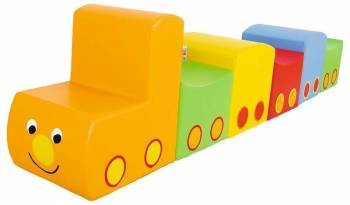 seat and play train Emma