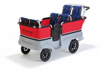 Turtle Kinderbus 6er-Basic
