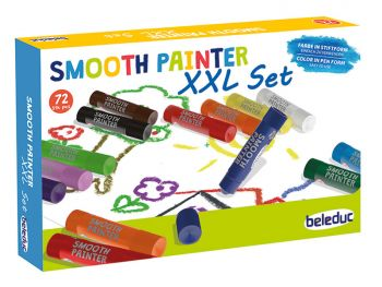 Gelmalstiffte Smooth Painter XXL 72er-Set