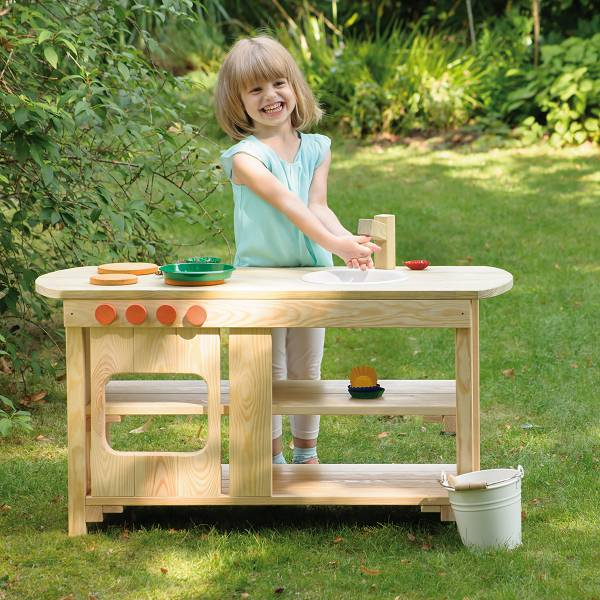der kindergarten onlineshop garten spielk che. Black Bedroom Furniture Sets. Home Design Ideas