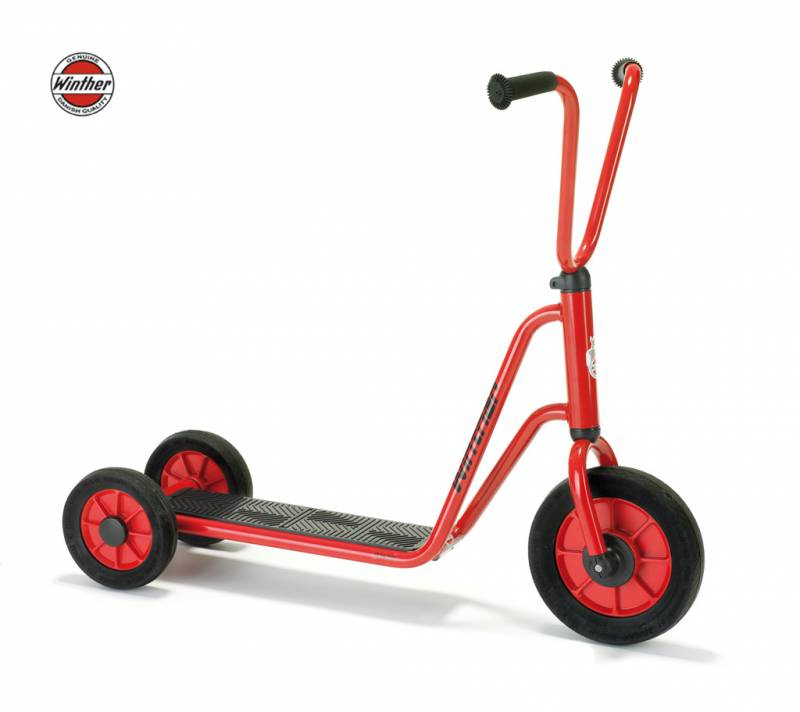 Winther MINI Scooter with 2 rear wheels