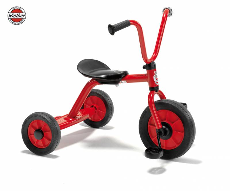 MINI Tricycle with foot plate