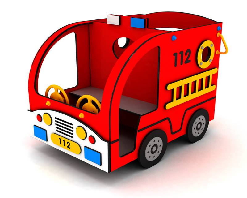Playmobile fire department