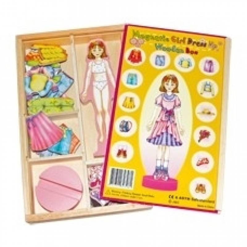 Magnets Magda Wooden Puzzles