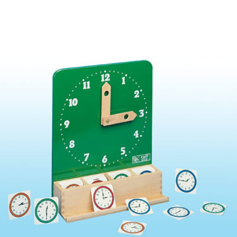learning clock what time is it
