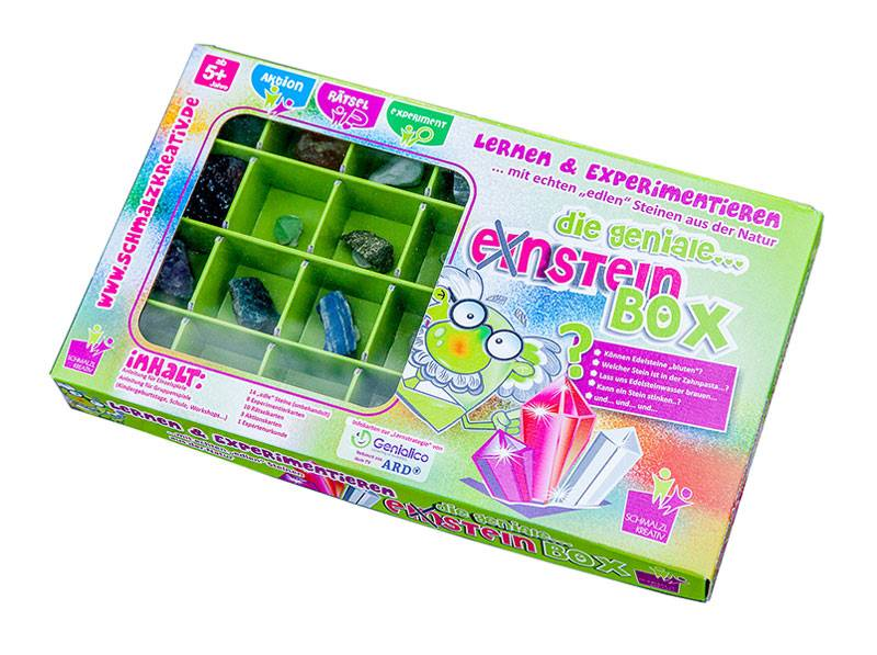 Ingenious Einsteinbox box closed
