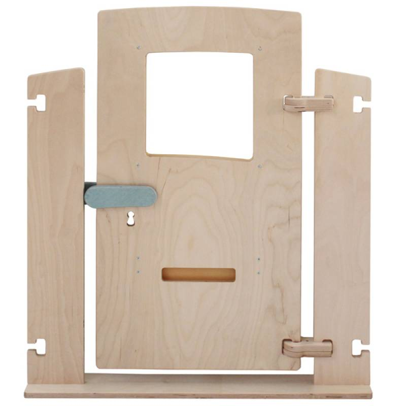 der kindergarten onlineshop raumteiler t r. Black Bedroom Furniture Sets. Home Design Ideas