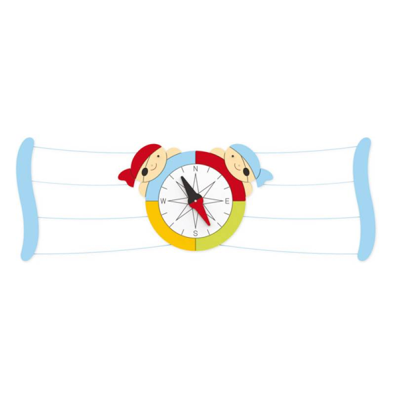 "Rope Board ""Compass"""