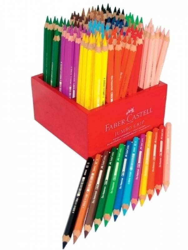 Faber Castell Kids Colors Jumbo 12 pens per color, 12 different colors