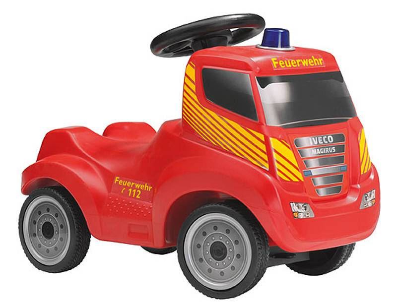 Slip truck fire department