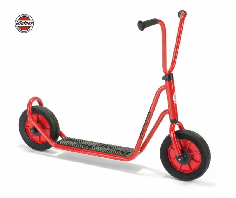 Winther MINI Scooter with 1 rear wheel